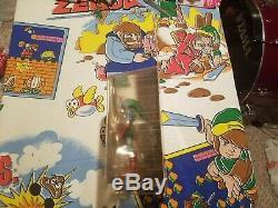 RARE 2001 Epoch CWorks Legend of Zelda Majora's Mask Zora Link Figure Nintendo