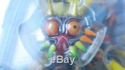RARE 2001 Epoch CWorks Majora's Mask Legend of ZELDA Deku Link Action Figure