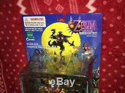 RARE 2001 Epoch Legend of Zelda Majora's Mask DEKU LINK Figure Nintendo Japanese