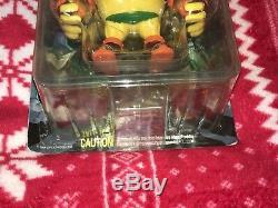 RARE 2001 Epoch Legend of Zelda Majora's Mask GORON LINK Figure Nintendo JAPAN