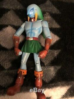 RARE 2001 Epoch Legend of Zelda Majora's Mask ZORA LINK Figure Nintendo American