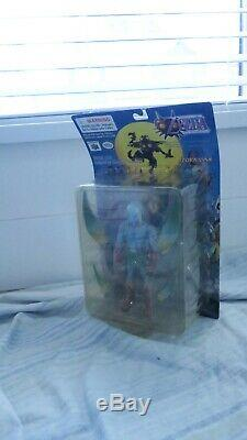 RARE Epoch Legend of ZELDA Zora Link CWorks Majora's Mask NEW Nintendo 64 Figure