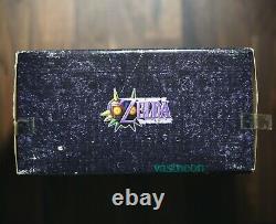 RARE Legend Of Zelda Majoras Mask Link & Epona Figure C-Works / Epoch