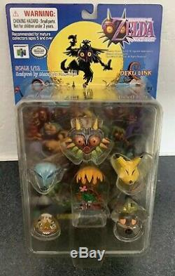 Rare The Legend of Zelda Majora's Mask Epoch CWorks- Deku Link Figure
