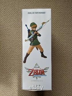 Real Action Heroes The Legend Of Zelda Skyward Sword Link Figure Medicom Toy