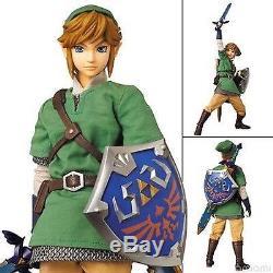 Real Action Heroes #622 Legend of Zelda Skyward Sword Link Figure 2013