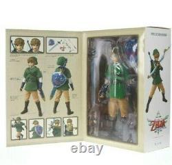 Real Action Heroes The Legend of Zelda Skyward Sword Link Figure RAH o/ 2 parts