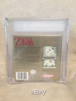 Sealed New Legend of Zelda Link's Awakening Gameboy 1st Print VGA Graded 80+ NM