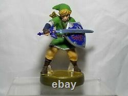 Skyward Sword Link Amiibo The Legend of Zelda Series 30th Anniversary