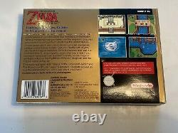 Super Nintendo Snes The Legend Of Zelda A Link To The Past Complete