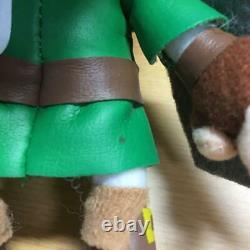 TAKARA Link The Legend of Zelda Ocarina of Time UFO Plush Doll Vintage