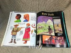 THE LEGEND OF ZELDA A LINK TO THE PAST NINTENDO PLAYERS GUIDE #1992 Ships Free