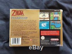THE LEGEND OF ZELDA A LINK TO THE PAST Super Nintendo SNES Game