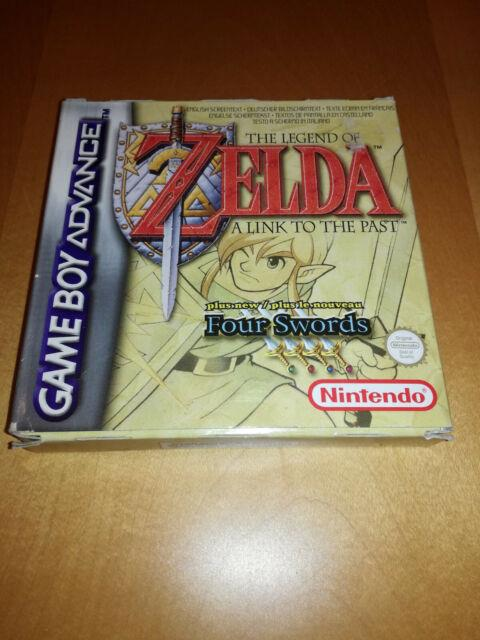 The Legend Of Zelda A Link To The Past Game Boy Advance Pal
