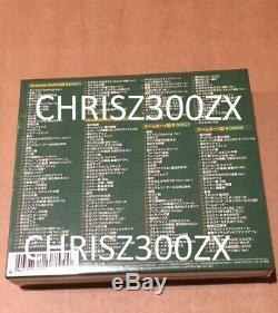 THE LEGEND OF ZELDA ORIGINAL 4 CD SOUNDTRACK LINK'S AWAKENING Limited Edition