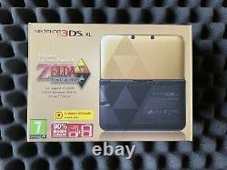 The Legend Of Zelda A Link Between Worlds Limited Edition Nintendo 3DS XL