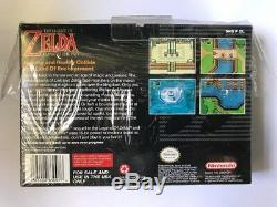 The Legend Of Zelda A Link To The Past (SNES)