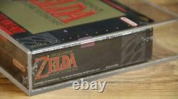 The Legend Of Zelda A Link To The Past Sealed New P90 SNES Super Nintendo