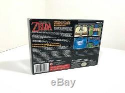 The Legend Of Zelda A Link To The Past Super Nintendo SNES Full CIB
