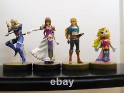 The Legend Of Zelda Amiibo 22 Kinds Of Links. Zelda. Wolf Link. Guardian. Breath Of
