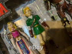 The Legend Of Zelda Link Ganon N64 Nintendo 64 1998 Figure Box Set Lot