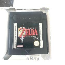 The Legend Of Zelda Link's Awakening DX Nintendo Game Boy Color Game GameBoy