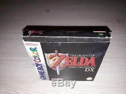 The Legend Of Zelda Link´s Awakening DX Ovp