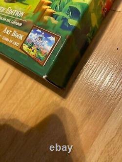 The Legend Of Zelda Link's Awakening Dreamer Edition Nintendo Switch Artbook New