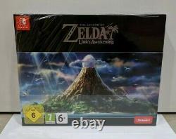 The Legend Of Zelda Link's Awakening Limited Edition GIOCO NINTENDO SWITCH NUOVO