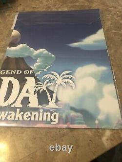 The Legend Of Zelda Link's Awakening Limited Edition Nintendo Switch Goodies