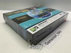 The Legend Of Zelda Link's Awakening Limited Edition Nintendo Switch New Pal