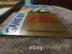 The Legend Of Zelda Links Awakening Gameboy Nintendo Pal Uk