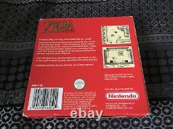 The Legend Of Zelda Links Awakening Nintendo Gameboy Color Game, Boxed! GC