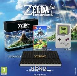 The Legend Of Zelda Links Awakening Pre Order Nintendo Switch New 20th Sept PAL