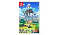 The Legend Of Zelda Links Awakening SteelBook Edition Nintendo Switch CONFIRMED