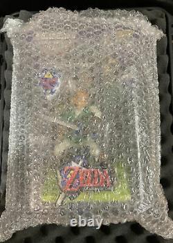 The Legend Of Zelda Ocarina Of Time Figure Mint Joyride S3 Nintendo Power 2002