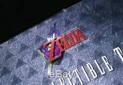 The Legend Of Zelda Ocarina Of Time T Shirt N64 BD&A Nintendo Collectibles 1998