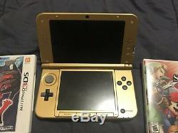 The Legend of Zelda A Link Between Worlds 3DS XL Limited Edition Bundle