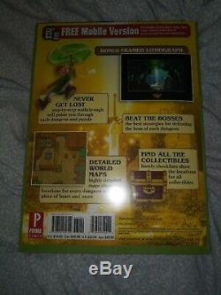 The Legend of Zelda A Link Between Worlds Collector's Edition Strategy Guide 3DS