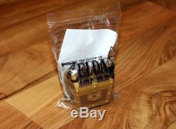 The Legend of Zelda A Link Between Worlds Rare Promo Musical Chest New & Sealed