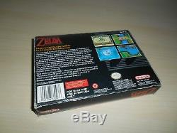 The Legend of Zelda A Link To The Past Complete Super Nintendo CIB SNES