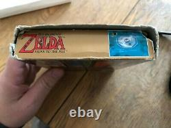 The Legend of Zelda A Link To The Past Super Nintendo SNES NES game UK PAL