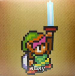The Legend of Zelda A Link to the Past LP Soundtrack Video Game Koji Kondo SNES