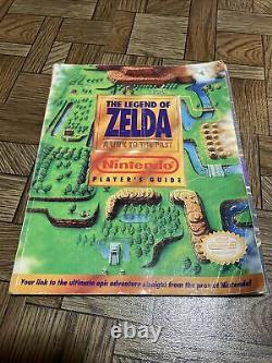 The Legend of Zelda A Link to the Past Nintendo Players Strategy Guide 1992
