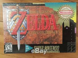 The Legend of Zelda A Link to the Past (Player's Choice, SNES, 1992)