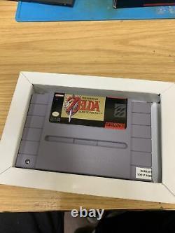 The Legend of Zelda A Link to the Past SNES Super Nintendo NTSC-U/C USA