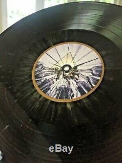 The Legend of Zelda A Link to the Past Soundtrack 2DNinja SNES Triforce Vinyl NM