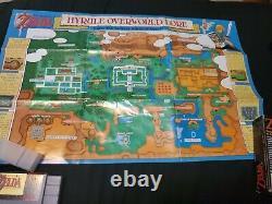 The Legend of Zelda A Link to the Past Super Nintendo SNES READ DESCRIPTION