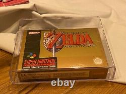 The Legend of Zelda A Link to the Past VGA 85+