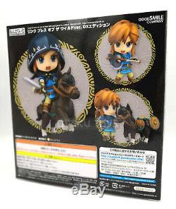 The Legend of Zelda Breath of the Wild Nendoroid Link DX Good Smile Company BINB